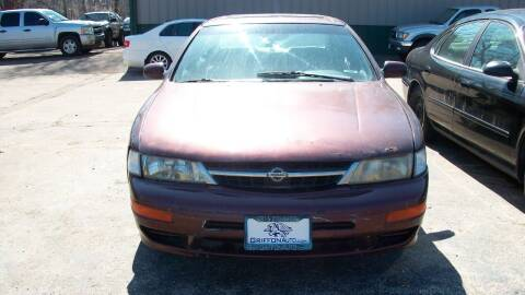 1997 Nissan Maxima for sale at Griffon Auto Sales Inc in Lakemoor IL