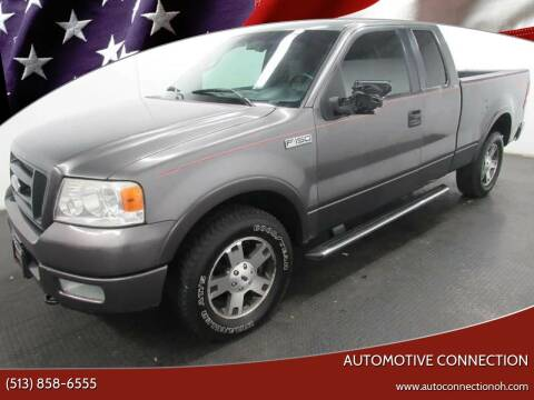 2005 Ford F-150 for sale at Automotive Connection in Fairfield OH