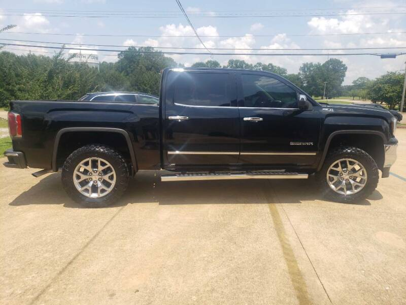 2017 GMC Sierra 1500 for sale at Crossroads Outdoor in Corinth MS