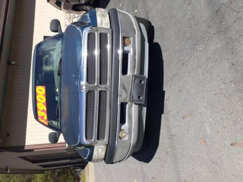 1998 Dodge Ram for sale at DORSON'S AUTO SALES in Clifford PA