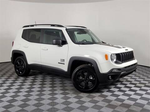 2021 Jeep Renegade for sale at PHIL SMITH AUTOMOTIVE GROUP - Encore Chrysler Dodge Jeep Ram in Mobile AL