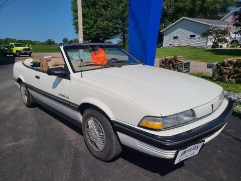 1991 Pontiac Sunbird for sale at Draxler's Service, Inc. in Hewitt WI