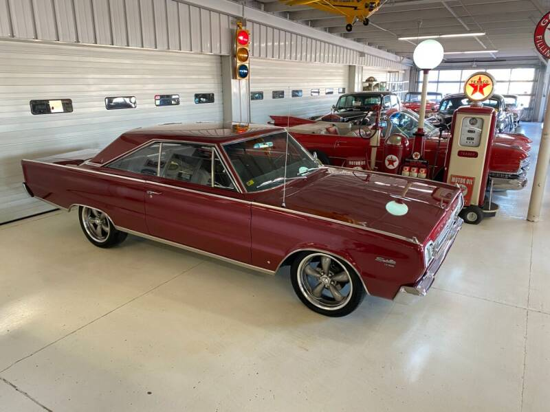 1966 Plymouth Satellite for sale in Columbus, OH
