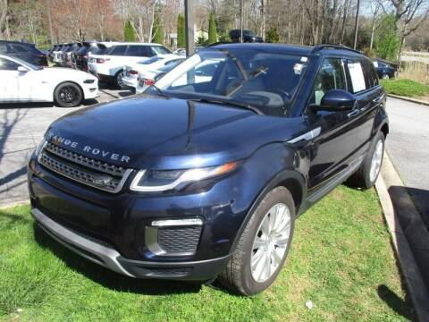 2016 Land Rover Range Rover Evoque for sale at Cj king of car loans/JJ's Best Auto Sales in Troy MI