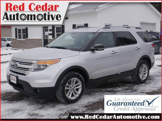 2011 Ford Explorer for sale at Red Cedar Automotive in Menomonie WI