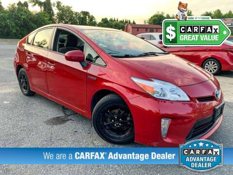 2015 Toyota Prius for sale at High Rated Auto Company in Abingdon MD