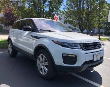 2017 Land Rover Range Rover Evoque for sale at Ataboys Auto Sales in Manchester NH