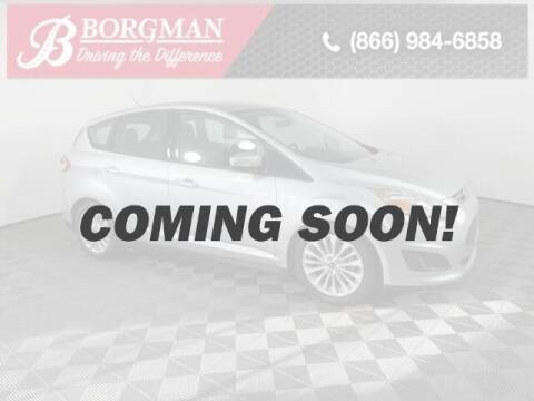 2014 Ford Fiesta for sale at BORGMAN OF HOLLAND LLC in Holland MI