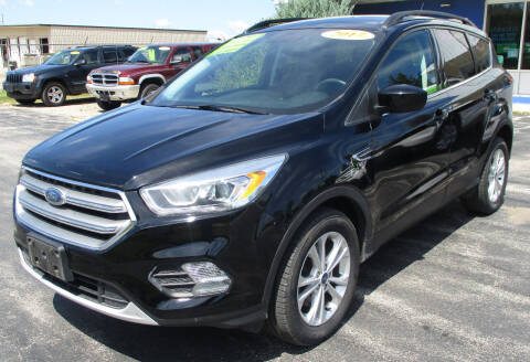 2017 Ford Escape for sale at LOT OF DEALS, LLC in Oconto Falls WI