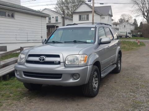 2007 Toyota Sequoia for sale at MMM786 Inc. in Wilkes Barre PA