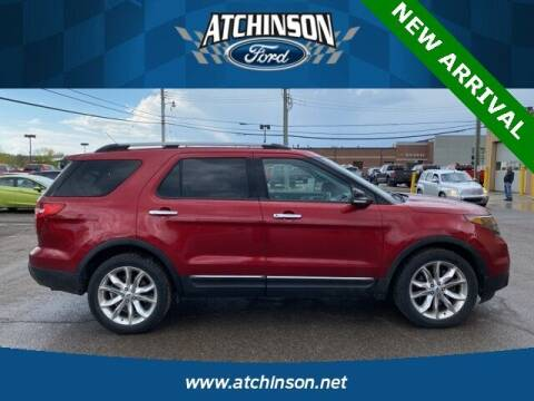 2013 Ford Explorer for sale at Atchinson Ford Sales Inc in Belleville MI