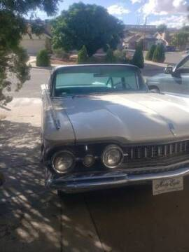 1959 Oldsmobile Ninety-Eight for sale at Classic Car Deals in Cadillac MI