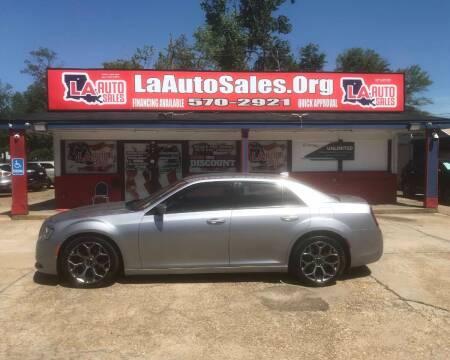 2015 Chrysler 300 for sale at LA Auto Sales in Monroe LA