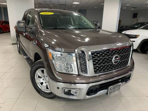 2017 Nissan Titan for sale at Auto Mall of Springfield in Springfield IL