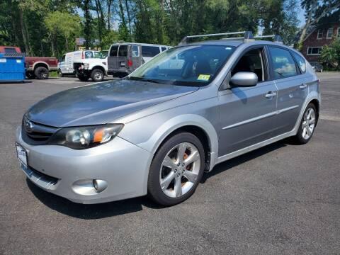2010 Subaru Impreza for sale at AFFORDABLE IMPORTS in New Hampton NY