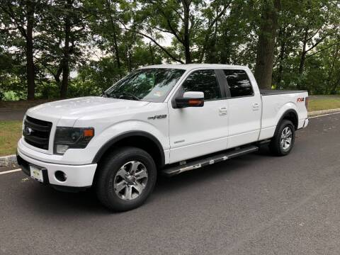 2013 Ford F-150 for sale at Crazy Cars Auto Sale in Jersey City NJ
