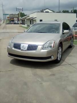 2006 Nissan Maxima for sale at Used Car City in Tulsa OK