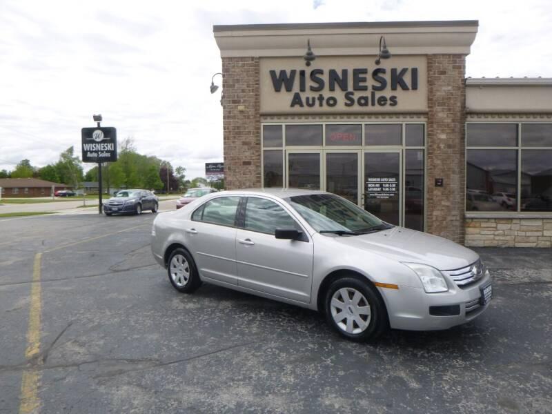 2008 Ford Fusion for sale at Wisneski Auto Sales, Inc. in Green Bay WI