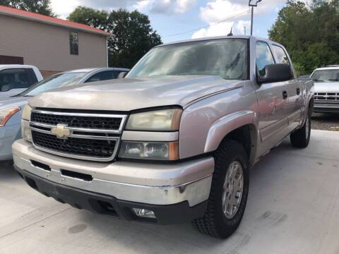 2006 Chevrolet Silverado 1500 for sale at Wolff Auto Sales in Clarksville TN