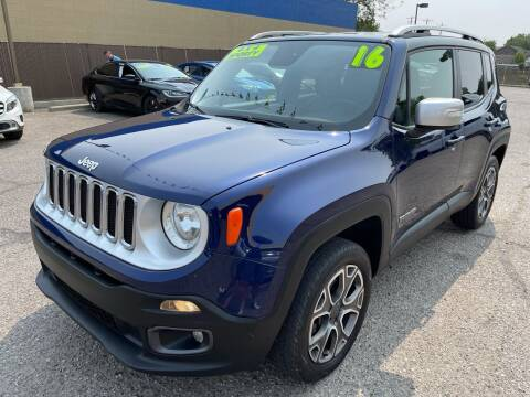 2016 Jeep Renegade for sale at M.A.S.S. Motors - MASS MOTORS in Boise ID