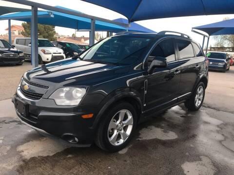 2015 Chevrolet Captiva Sport Fleet for sale at Autos Montes in Socorro TX
