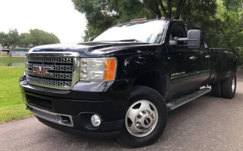 2012 GMC Sierra 3500HD for sale at Powerhouse Automotive in Tampa FL