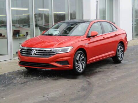 2021 Volkswagen Jetta for sale at Brunswick Auto Mart in Brunswick OH