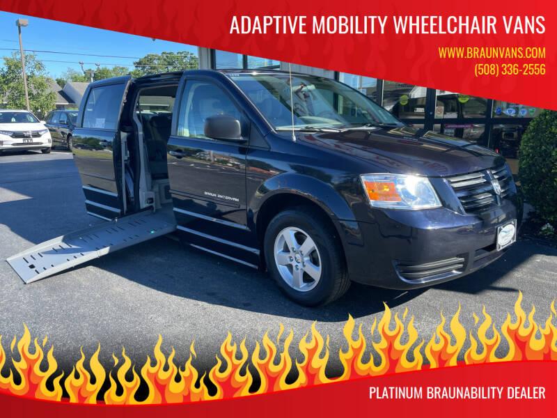 2010 Dodge Grand Caravan for sale at Adaptive Mobility Wheelchair Vans in Seekonk MA