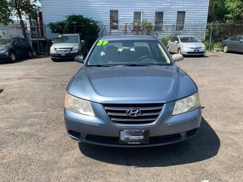 2009 Hyundai Sonata for sale at 77 Auto Mall in Newark NJ