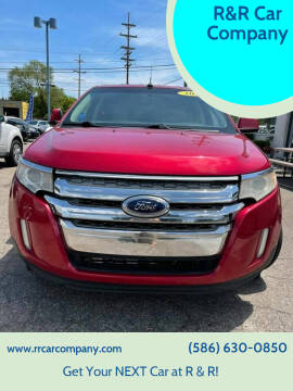 2011 Ford Edge for sale at R&R Car Company in Mount Clemens MI