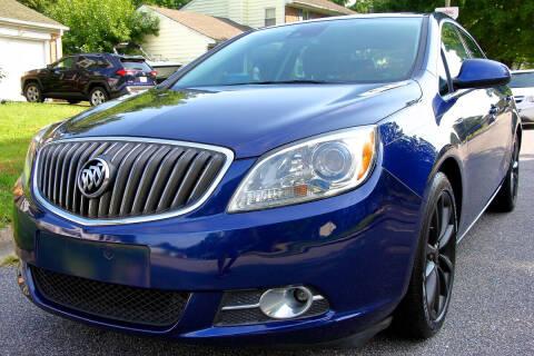 2014 Buick Verano for sale at Prime Auto Sales LLC in Virginia Beach VA