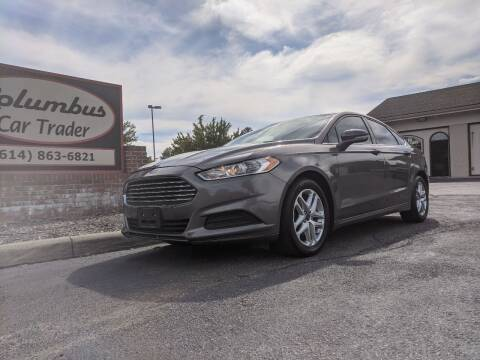 2014 Ford Fusion for sale at Columbus Car Trader in Reynoldsburg OH