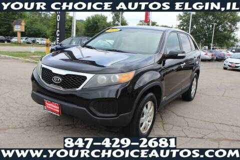 2011 Kia Sorento for sale at Your Choice Autos - Elgin in Elgin IL