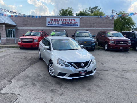 2016 Nissan Sentra for sale at Brothers Auto Group in Youngstown OH