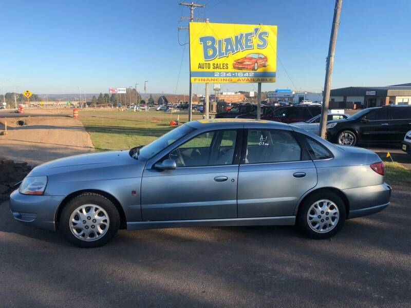 2003 Saturn L-Series for sale at Blakes Auto Sales in Rice Lake WI
