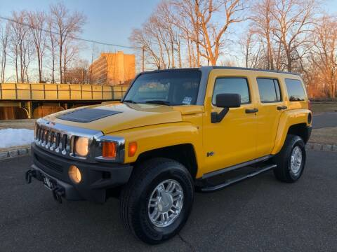 2007 HUMMER H3 for sale at Mula Auto Group in Somerville NJ