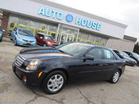2006 Cadillac CTS for sale at Auto House Motors in Downers Grove IL