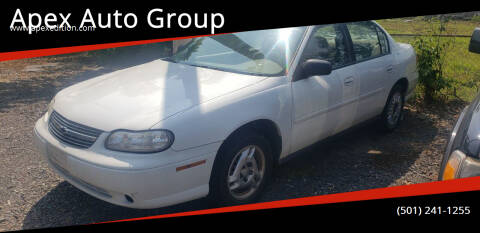 2003 Chevrolet Malibu for sale at Apex Auto Group in Cabot AR