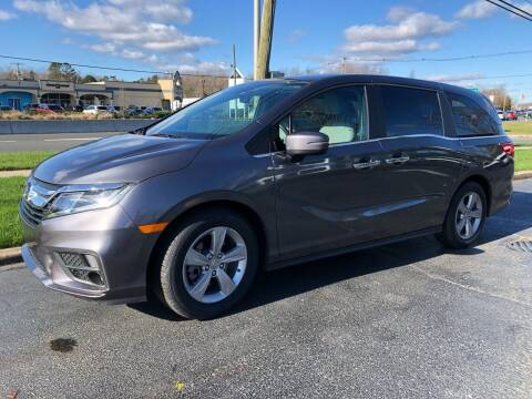2018 Honda Odyssey for sale at iCar Auto Sales in Howell NJ