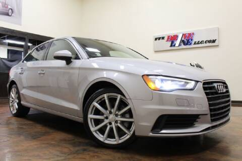 2015 Audi A3 for sale at Driveline LLC in Jacksonville FL