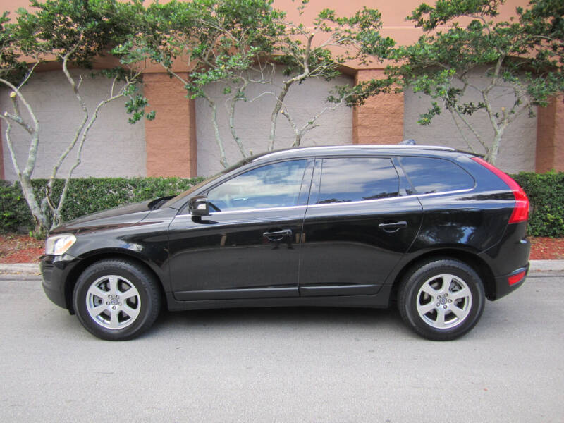 2012 Volvo XC60 for sale at FLORIDACARSTOGO in West Palm Beach FL