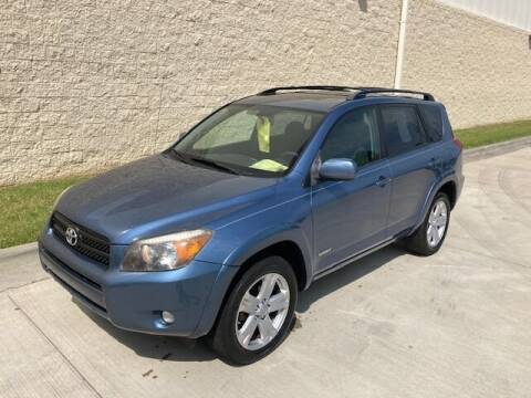 2007 Toyota RAV4 for sale at Raleigh Auto Inc. in Raleigh NC