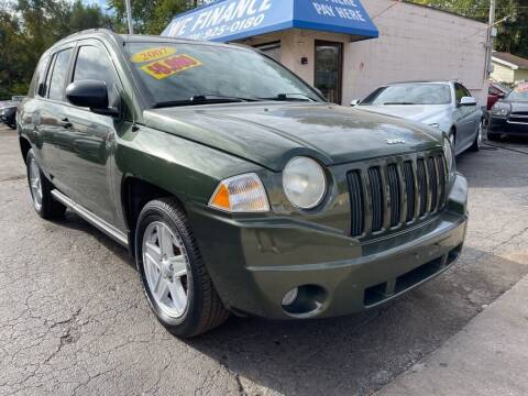 2007 Jeep Compass for sale at Great Lakes Auto House in Midlothian IL