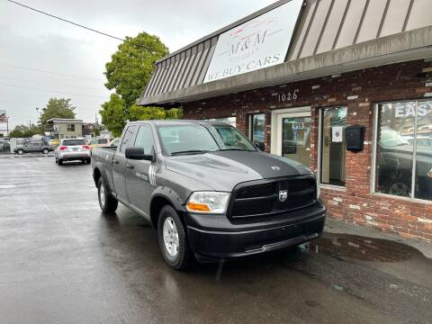 2012 RAM Ram Pickup 1500 for sale at M&M Auto Sales in Portland OR