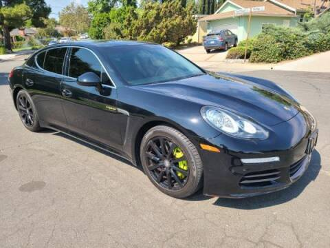 2015 Porsche Panamera for sale at CAR CITY SALES in La Crescenta CA