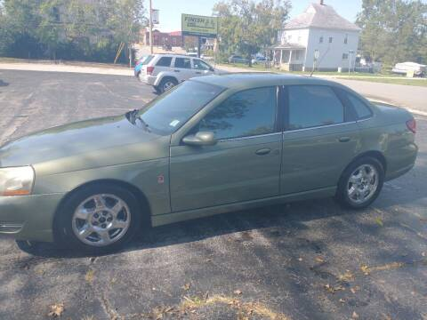2004 Saturn L300 for sale at Finish Line LTD in Perry MO
