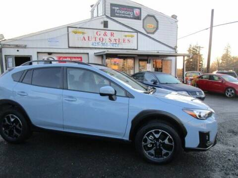 2019 Subaru Crosstrek for sale at G&R Auto Sales in Lynnwood WA