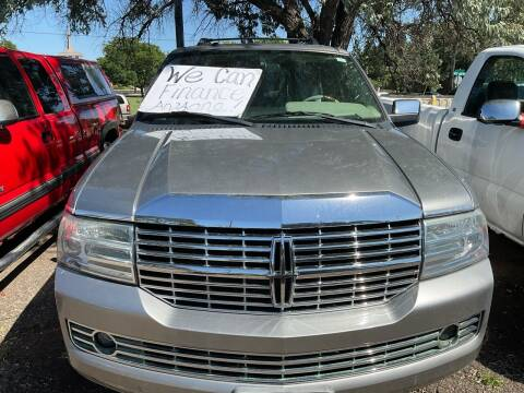 2008 Lincoln Navigator for sale at Continental Auto Sales in White Bear Lake MN
