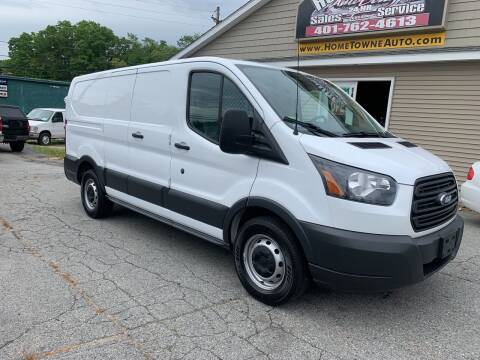 2018 Ford Transit Cargo for sale at Home Towne Auto Sales in North Smithfield RI