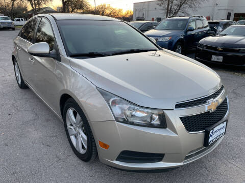 2014 Chevrolet Cruze for sale at PRESTIGE AUTOPLEX LLC in Austin TX